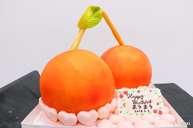 高倉萌香 生誕祭ケーキ