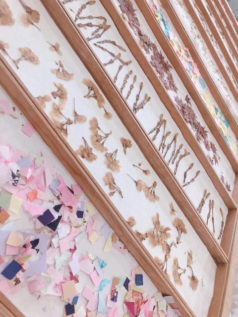 荻野由佳「山口県でとっても綺麗な桜をみれるところを見つけて いきたいなーいきたいなーって思っている所です」
